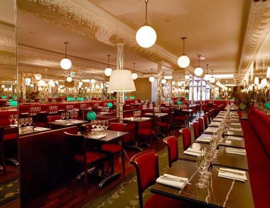 Brasserie Thoumieux Paris  Tour EiffelInvalides  Restaurant Avis Numro de Tlphone