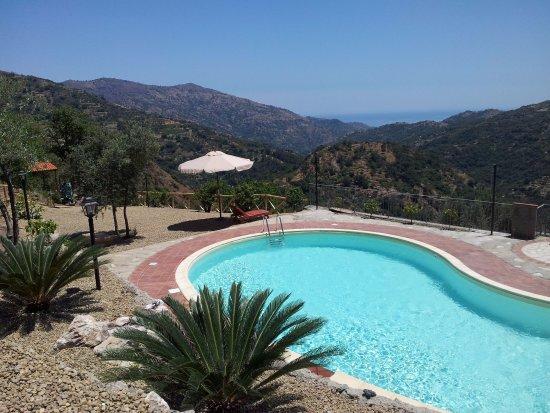 La nostra piscina estiva  Picture of Agriturismo Bongiorno Antillo  TripAdvisor