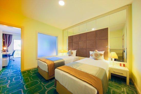 Horus Paradise Luxury Resort Prices Hotel Reviews Side