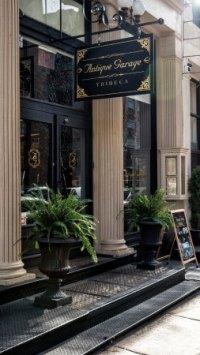 Antique Garage Tribeca, New York City - TriBeCa ...