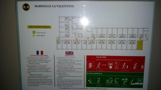 BampB Htel Marseille La Valentine Photo De BampB Htel