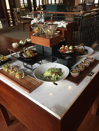Breakfast Buffet Picture Of Anantara Angkor Resort Siem
