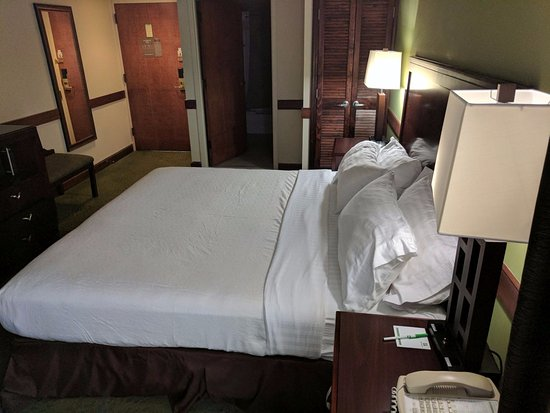 Holiday Inn Athens University Area Ga Nice Room