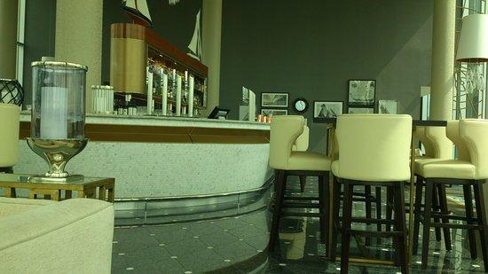 revolving chair thames round swivel clipper bar picture of intercontinental london the o2 tripadvisor