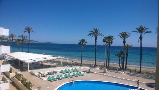 Ibiza Jet Apartments Vista Dalla Camera