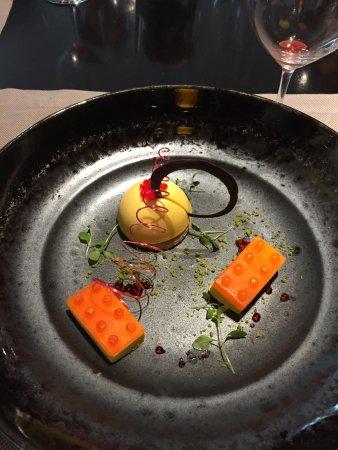 Dessert Autour De La Passion Photo De Rasoi By Vineet