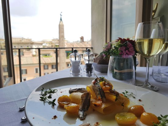 Vista su Piazza Navona  Foto di Terrazza Borromini Roma  TripAdvisor