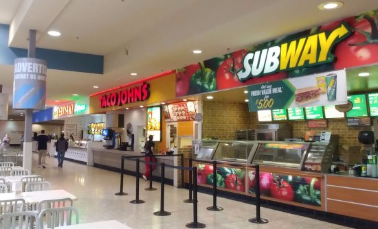 Food court  Picture of Mesa Mall Grand Junction