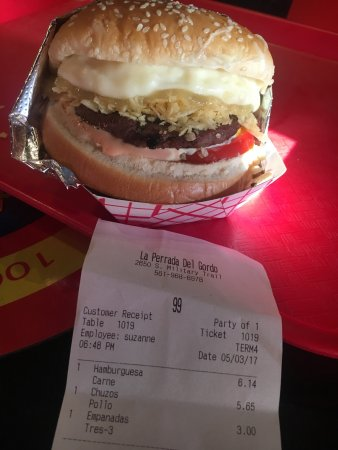 el gordo burger picture