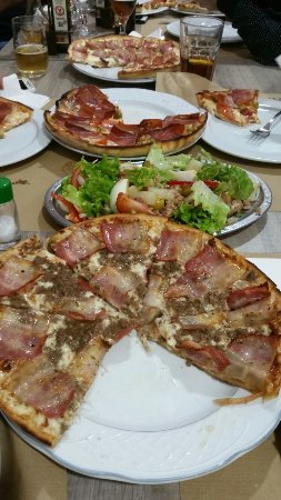 Pizzeria Milanesa Xinzo de Limia  Fotos Nmero de