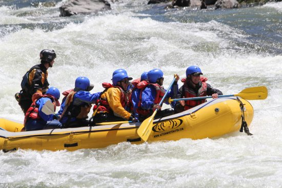 Action Whitewater Adventures Day Trips Lotus 2019
