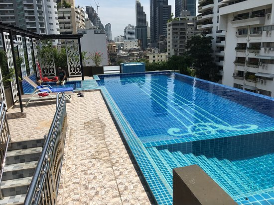 Excellent Review Of Hope Land Hotel Residence Sukhumvit