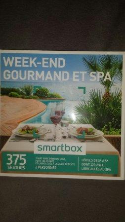 Week End Gourmand Et Spa : gourmand, Tripadvisor, Coffret, Cadeau, Lieux, Choisir, صورة, Hôtel, Beryl،, Saint-Brevin-les-Pins