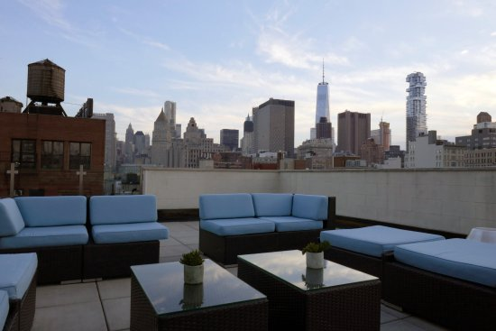 Roof Top Furniture And View Picture Of Nobleden Hotel New