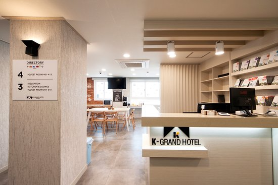 K Grand Hotel Guest House Seoul 41 6 8 Prices