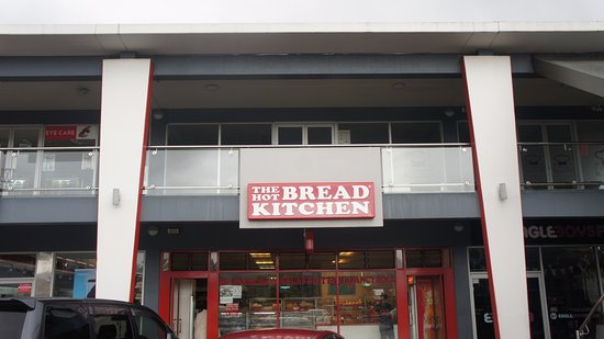 Hot Bread Kitchen Front  Picture of Damodar City Centre