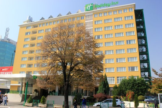 General View Picture Of Holiday Inn Skopje Tripadvisor