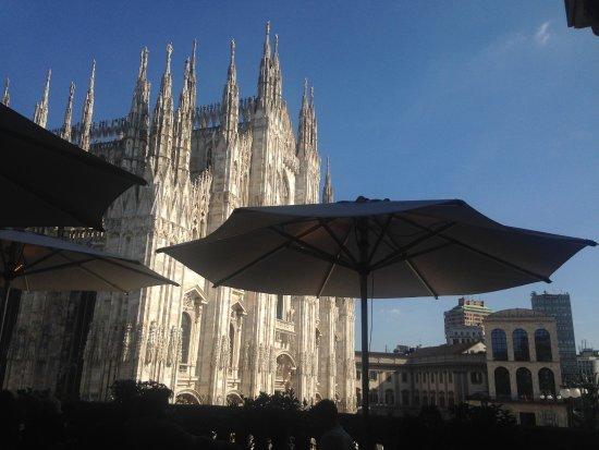 Vista Duomo  Foto di Terrazza Aperol Milano  TripAdvisor
