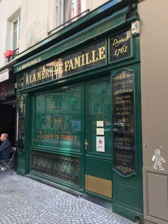 A La Mere De Famille Paris : famille, paris, Famille, (Paris), BEFORE, Tours, Tickets, (with, Photos), Tripadvisor