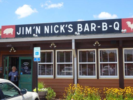 Jim N Nicks Locations