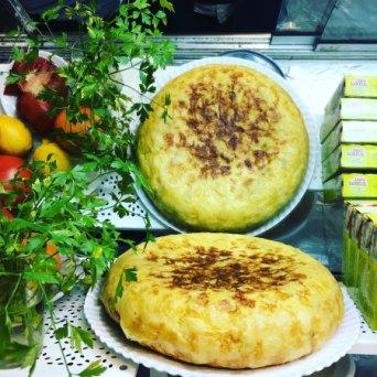 Resultado de imagen de bodeguita el acerao sevilla tortilla