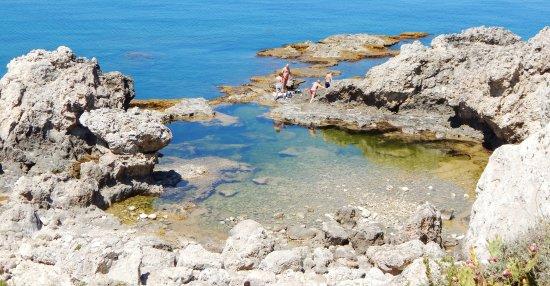 Piscina di Venere  Picture of Piscina di Venere Milazzo