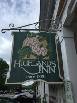 Image result for the highlands Inn NC