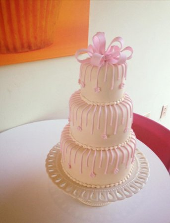 Pink Bow Quinceanera Cake Picture Of Sweet In The City Sarasota