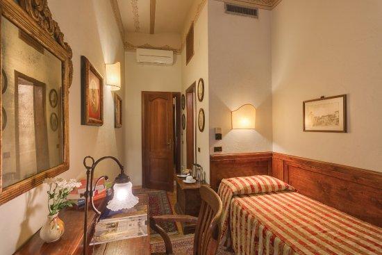 Single Room Picture Of Hotel Morandi Alla Crocetta