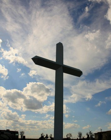 the cross of our