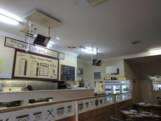 Fish Shop Victor Harbor