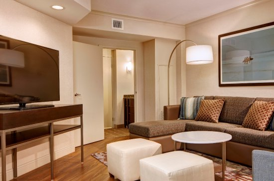 living room la jolla narrow furniture placement presidential suite picture of embassy suites by hilton san diego