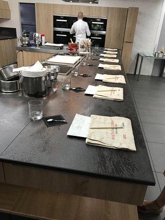 Ecole De Cuisine Alain Ducasse : ecole, cuisine, alain, ducasse, Ecole, Cuisine, Alain, Ducasse, Picture, Ducasse,, Paris, Tripadvisor