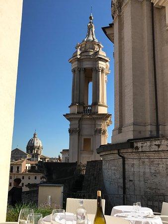 Rome  Picture of Terrazza Borromini Rome  TripAdvisor