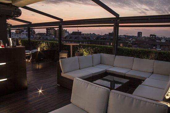 UNA TERRAZZA STUPENDA  Recensioni su Sky Terrace Bar