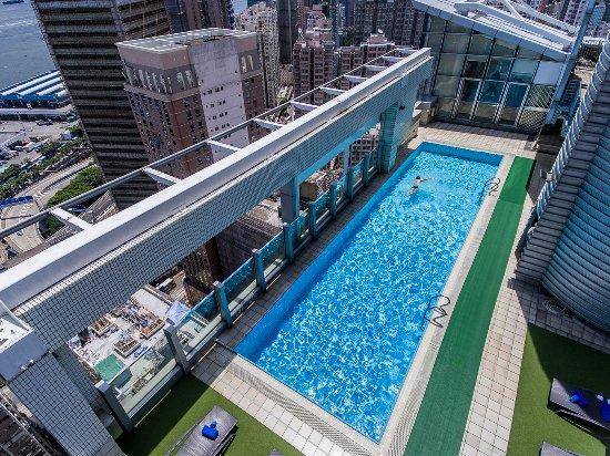 香港今旅酒店 Hotel Jen。香格里拉集團 - Hotel Jen Hong Kong by Shangri-La - 330 則旅客評論和比價