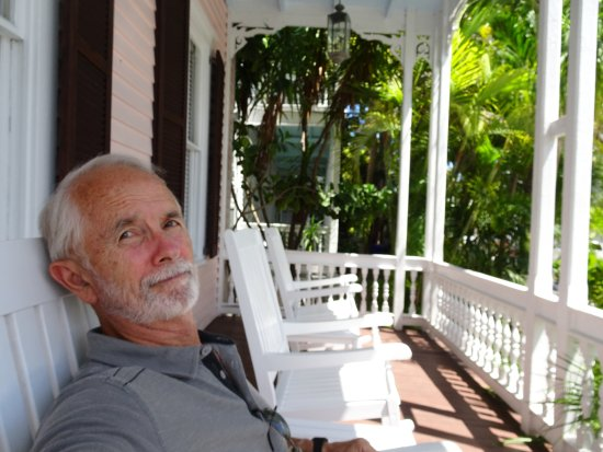 key west chairs baby swing chair argos ireland front porch with rocking picture of bed and breakfast