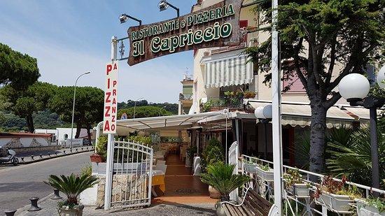Il Capriccio Pozzuoli  Traversa Italia 1  Ristorante