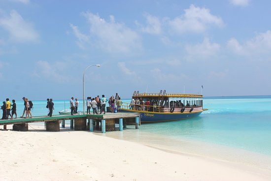 Public Ferry From Male Kinan Retreat Picture Of Fulidhoo