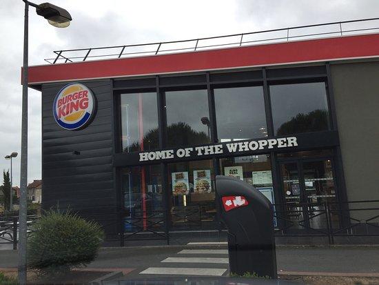 Paiement En Especes Interdit Avis De Voyageurs Sur Burger King Cholet Tripadvisor