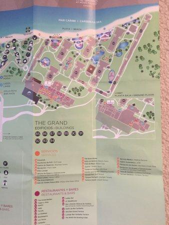 Moon Palace Cancun Resort Map : palace, cancun, resort, Grand, Picture, Palace, Cancun,, Cancun, Tripadvisor