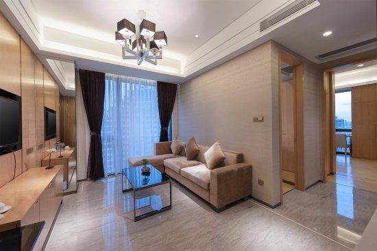Vaperse Hotel Guangzhou Cina Ulasan Perbandingan