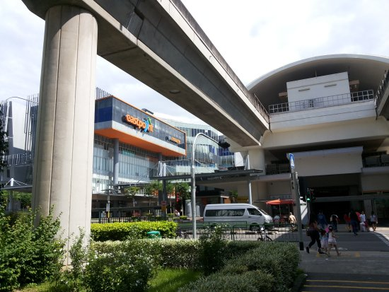 The 10 Closest Hotels To Eastpoint Mall Singapore