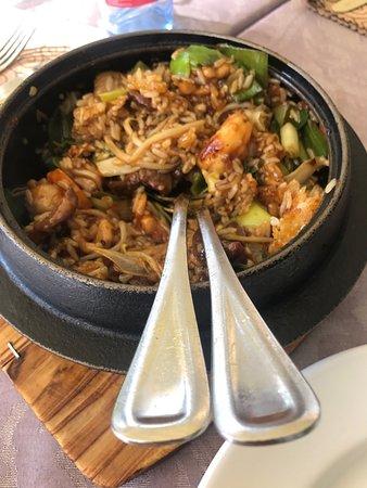 Restaurante Restaurant Asiatico Yuan en Nerja con cocina