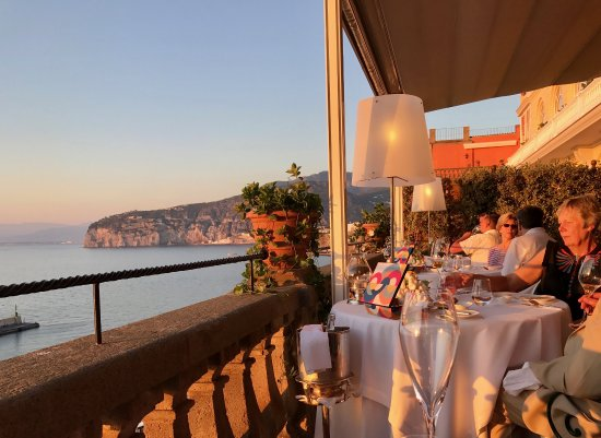 Terrace  Picture of Terrazza Bosquet Sorrento  TripAdvisor
