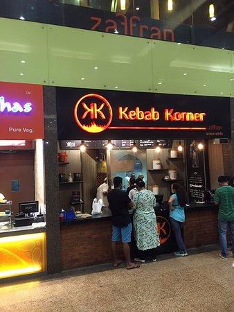 Zaffran Kebab Korner Picture Of Zaffran Mumbai Tripadvisor
