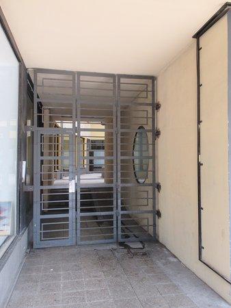 Tallinn City Apartments Security Gate