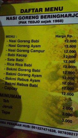 10 Nasi Goreng Enak di Jogja 2021 212 Seafood Kambing Pak
