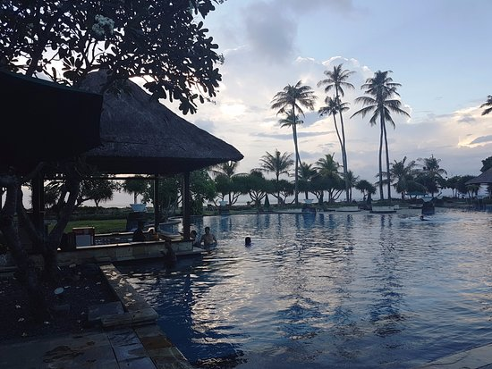 Pool Bar Picture Of The Patra Bali Resort Villas Kuta