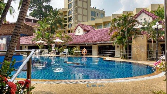 Entrada Do Hotel Picture Of Horizon Patong Beach Resort
